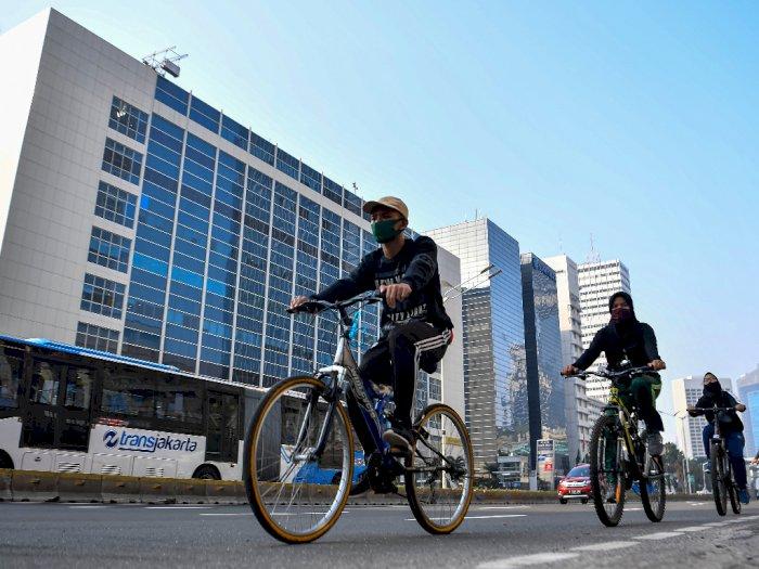 Kemenhub Siapkan Permenhub untuk Keselamatan Para Pesepeda