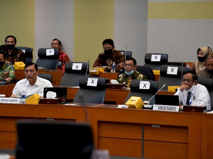 Bocoran Reshuffle Kabinet: Posisi Luhut Aman dan Karir Hasto Kristiyanto Kian Bersinar