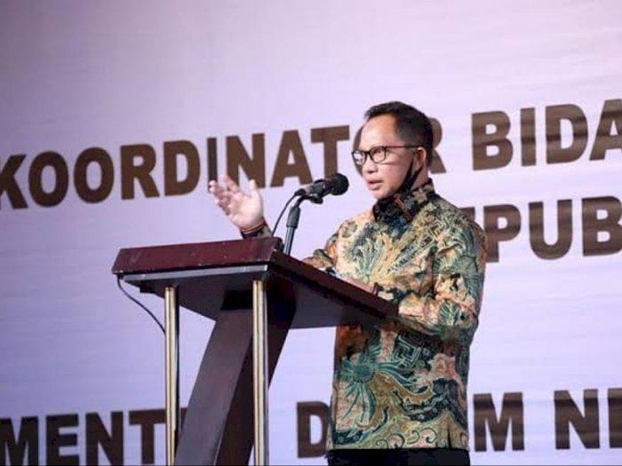 Ada 'Rapor Merah' di Anggaran Pilkada Sumut, Tito Karnavian Datangi Edy Rahmayadi