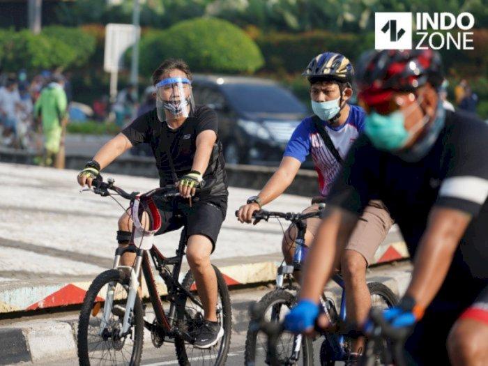 Kemenhub Buat Aturan Tata Cara Bersepeda