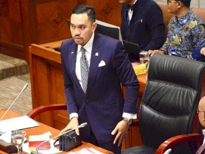 Anggota DPR RI Ahmad Sahroni Sesalkan Penundaan Pengesahan RUU PKS