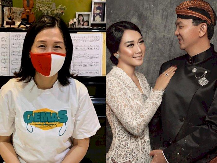 Sahabat Veronica Tan Beberkan Aib Ahok Sebelum Perceraian