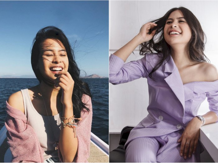 Namanya Jadi Trending Topic Gegara Berantem di IG Live, Maudy Ayunda: All Is Good