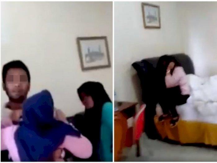 Istri Bendahara Camat Ungkap Pelakor Pernah Kirim Video Mesum dengan Suaminya