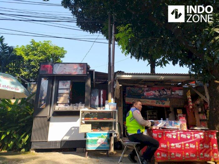 Sepi Pedagang di CFD Iskandar Muda, Warga Susah Cari Minum