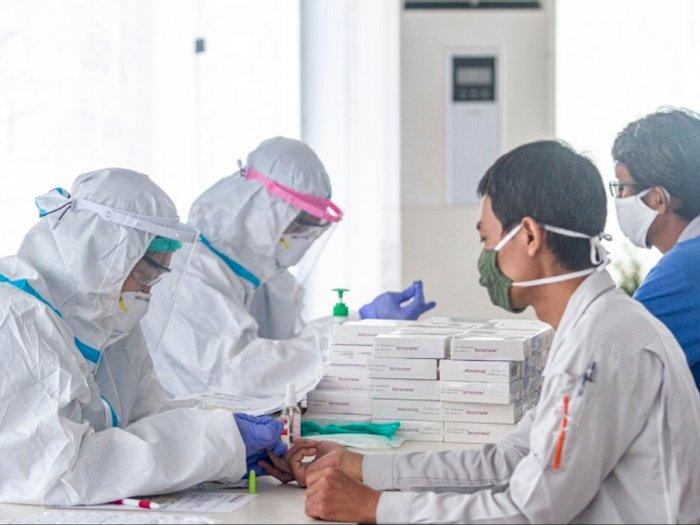 Kabar Baik, Pasien Covid-19 yang Sembuh di Sumut Bertambah