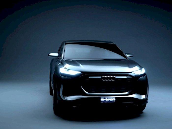 Audi Siap Perkenalkan Mobil Listrik Crossover, Ini Modelnya