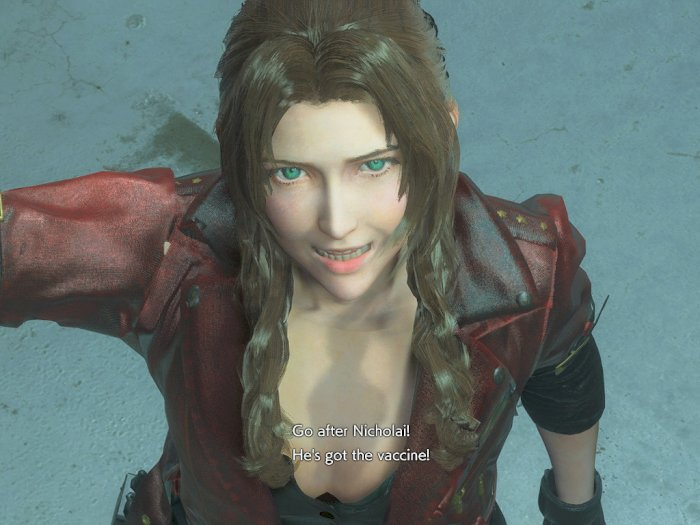 Modder Ini Hadirkan Karakter Aerith dari Final Fantasy ke Resident Evil 3 Remake!