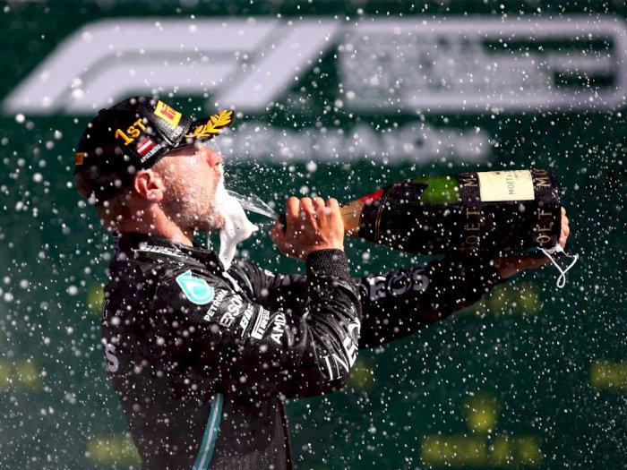 FOTO: Valtteri Bottas Juara Seri Pembuka Formula 1 GP Austria