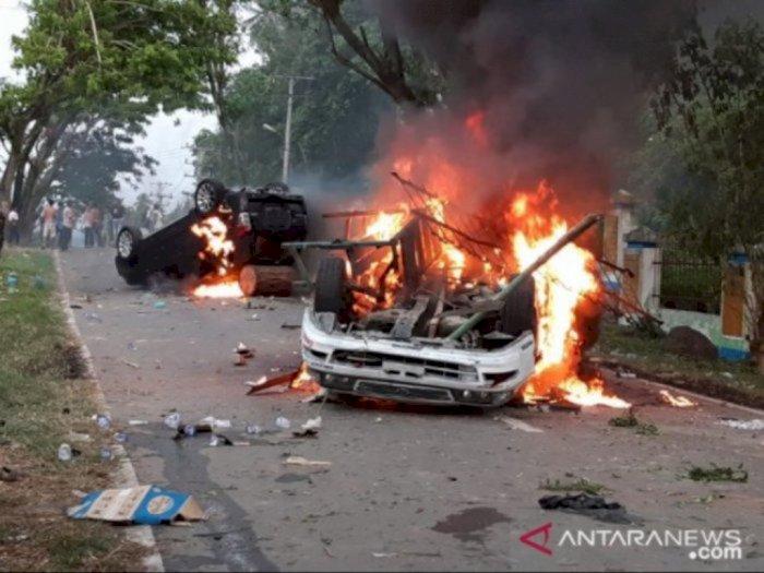 Seorang Tersangka Kerusuhan di Madina adalah Perempuan