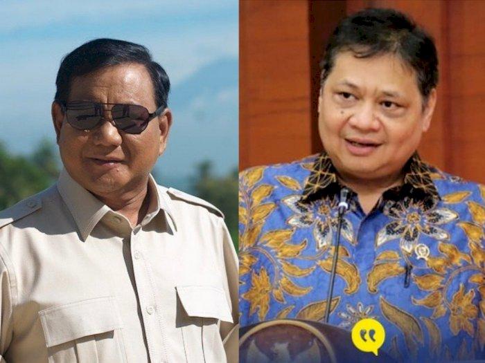 Pengamat Sebut Pertemuan Prabowo dan Airlangga Bahas Pilkada hingga Isu Reshuffle
