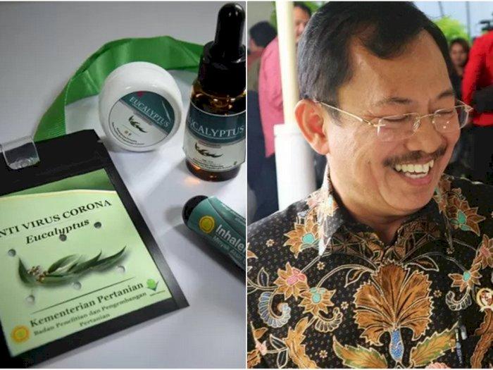 Heboh Kalung Antivirus Corona, Menkes Terawan: Jika Mentaliti Percaya Maka Imun Akan Naik