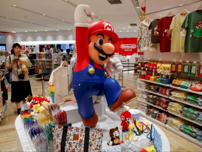 Pembukaan Wahana Bertema Nintendo di Universal Studios Jepang Ditunda