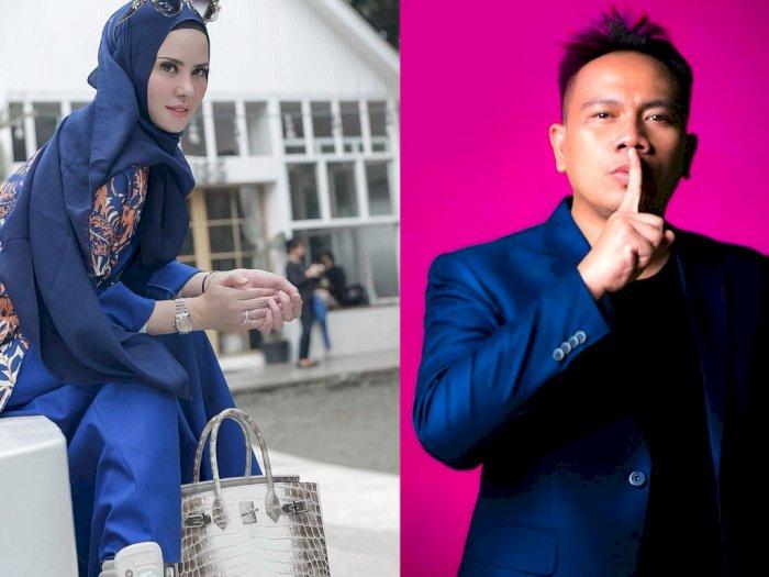 Vicky Prasetyo Ditahan, Angel Lelga Beberkan Fakta saat Digerebek Bersama Pria Lain