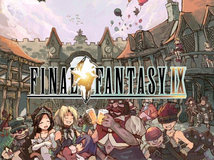 Square Enix Rayakan Ulang Tahun Game Final Fantasy IX yang ke-20!