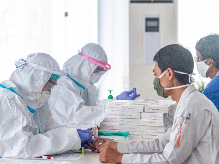 Jumlah Pasien Corona di Sumut yang Dirawat di RS Bertambah Jadi 700