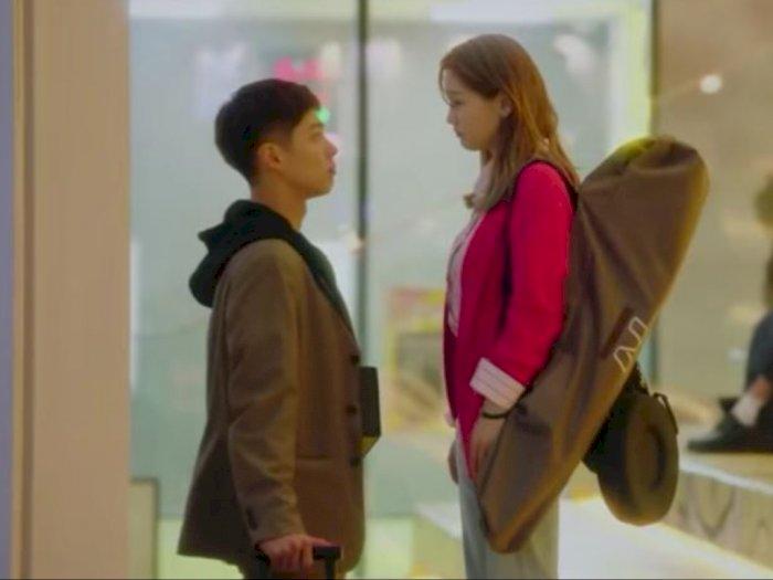 "Teaser Perdana Drama Park Go Bum dan Park So Dam, ""Record of Youth"""