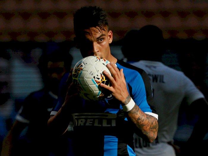 Demi Pertahankan Lautaro Martinez, Inter Bakal Naikkan Gaji.