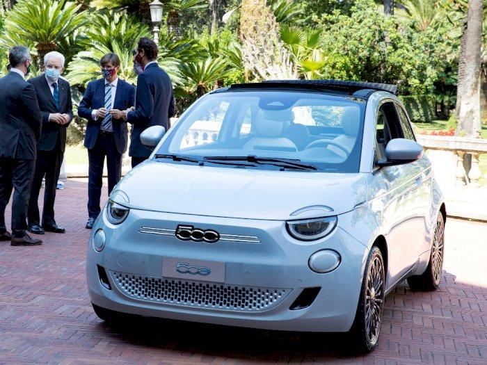 Italia Memberikan Subsidi kepada Konsumen Pembelian Mobil Listrik dan Hybrid
