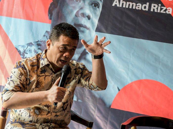 Wagub DKI Riza Patria: Kali Bukan Bak Sampah