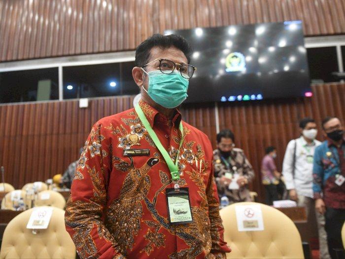 Heboh Kalung Anti Corona, Wakil Ketua DPD: Mentan Urusi Ketahanan Pangan Saja!
