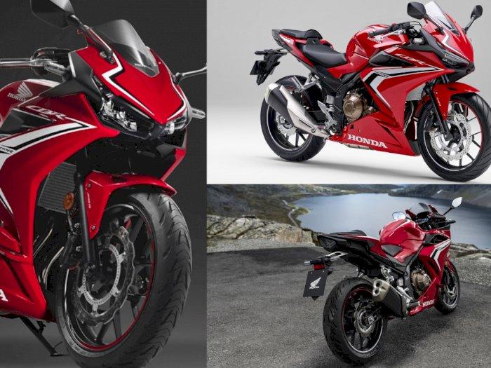 Diluncurkan 31 Juli di Jepang, Berikut Spesifikasi Honda CBR400R!