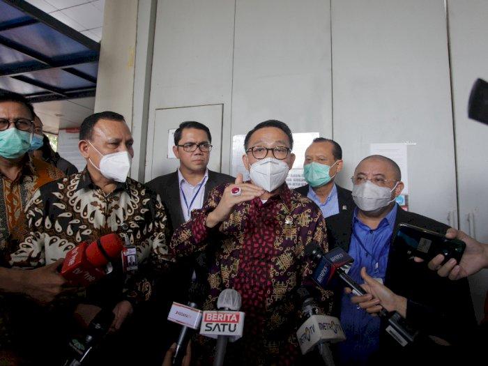 Komisi III DPR RI Minta KPK Optimalkan Fungsi Penindakan