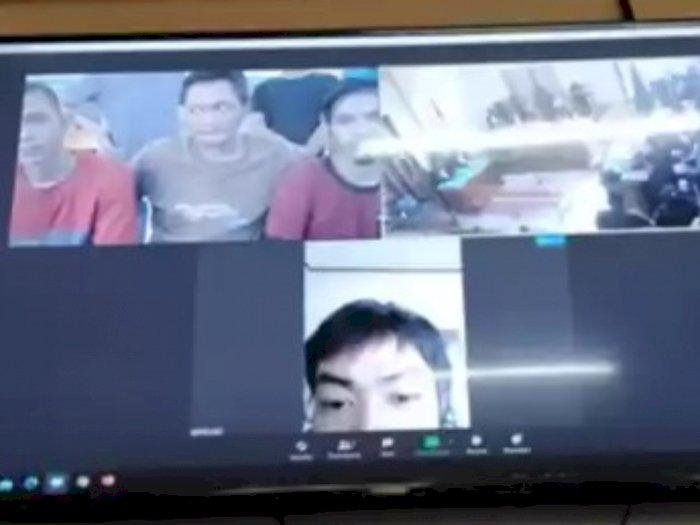 Tiga Kurir Sabu Dituntut Penjara Seumur Hidup, Ditangkap Saat Perjalanan ke Medan
