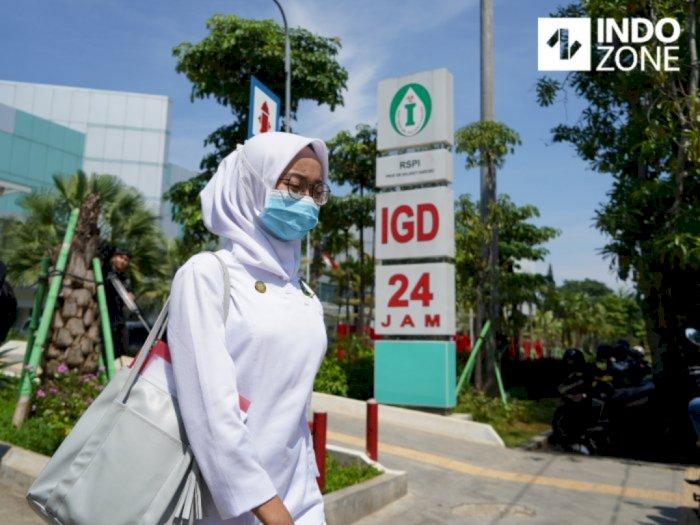 Nasib Para Tenaga Kesehatan, Insentif yang Rp87,55 Triliun Baru Terserap 5,12%