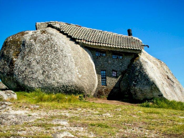 Casa do Penedo, Rumah Zaman Batu di Dunia Modern