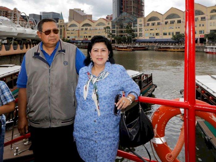 SBY Ciptakan Lagu 'Gunung Limo' untuk Kenang Sang Istri, Lirik Lagunya Menyayat Hati