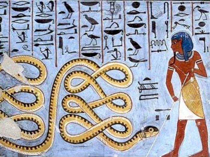 Apophis, Dewa Kejahatan yang Sebabkan Gerhana Matahari