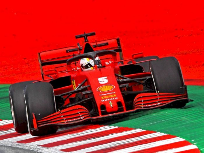 Max Verstappen : Saya Tidak Keberatan Jika Diduetkan  dengan Sebastian Vettel