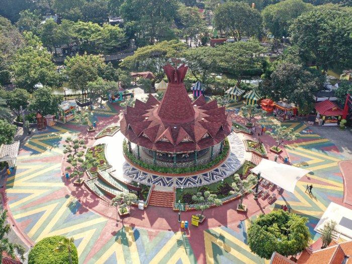 Saingi Tokyo DisneySea dan Disneyland, Ancol Siap Bangun Dufan Sea