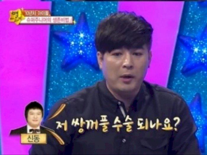 Dikabarkan Bunuh Diri, Shindong Super Junior Akui Pernah Lakukan Operasi Plastik