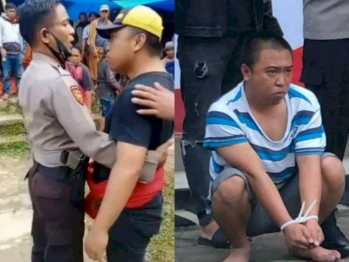Peserta Sabung Ayam yang Tantang Polisi Ditangkap, Ternyata Anak Anggota Dewan