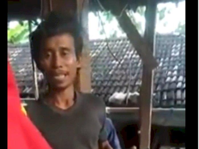 Kejadian Mistis Gegerkan Warga Ngawi, Seorang Pria Pindahkan Rumah Sendirian Hanya Semalam