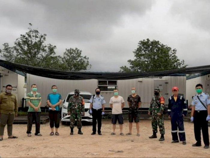 Tak Melapor Selama Tiga Bulan, TKA Tiongkok di Tapteng Diperiksa Imigrasi