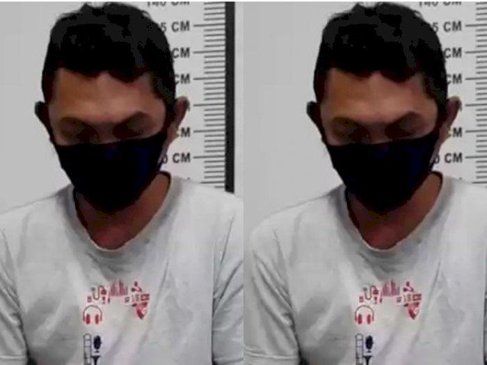 Jual Ganja di Lapo Tuak, Pria Ini Diciduk Polisi Siantar