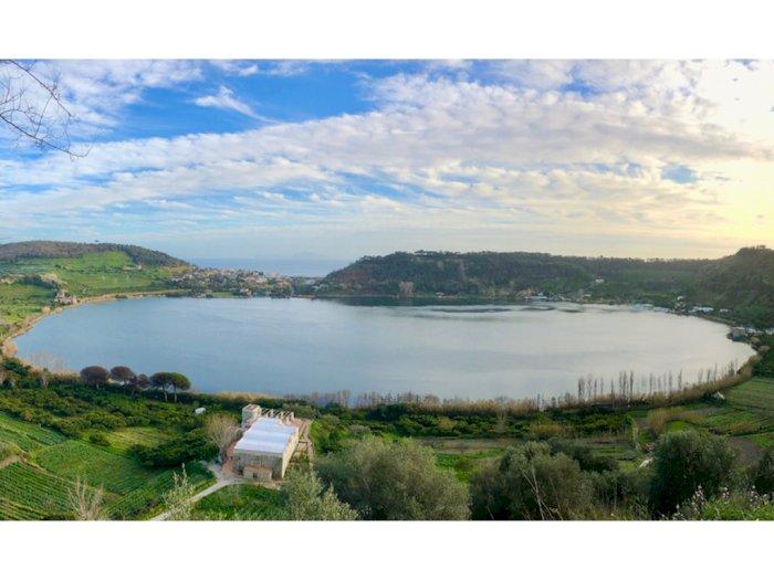 Danau Avernus, Gerbang Menuju Dunia Bawah di Italia