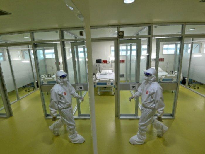 Pasien Covid-19 di Rumah Sakit Darurat Wisma Atlet Tembus 1.000 Orang