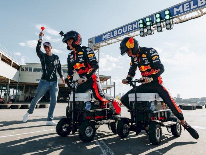 Di F1 Styria, Max Verstappen dan Alex Albon Mengaku Siap Bangkit!
