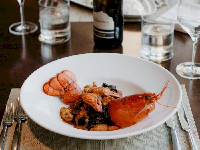 Makan Lobster Jangan Kalap, Ini Risikonya Bagi Tubuh