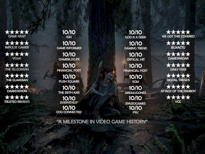 The Last of Us Part II Jadi Game PlayStation 4 Terlaris di Bulan Juni Tahun Ini!