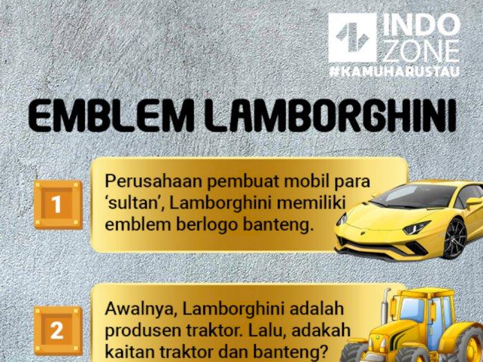 Emblem Lamborghini