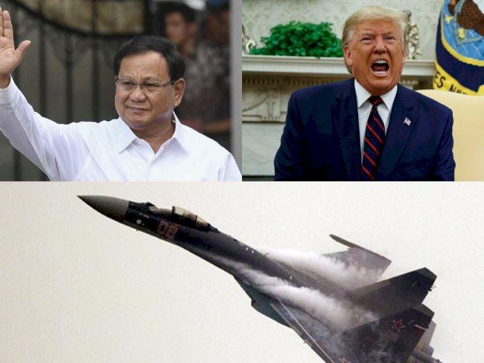 Tertarik Beli Sukhoi Su-35, Rusia Ajak Indonesia Agar Tak Takut Amerika Serikat