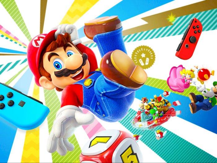 Super Mario Jadi Franchise Game Paling Terkenal di Amerika Serikat!