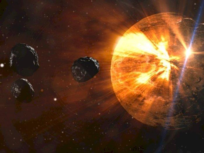 NASA Klaim Ada Lima Asteroid yang Sedang Mendekati Bumi, Bakal Terjadi Tabrakan