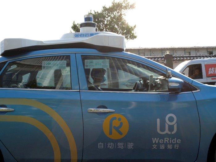 Mengenal WeRide, Startup Penguji Kendaraan Otonom Pertama di Tiongkok