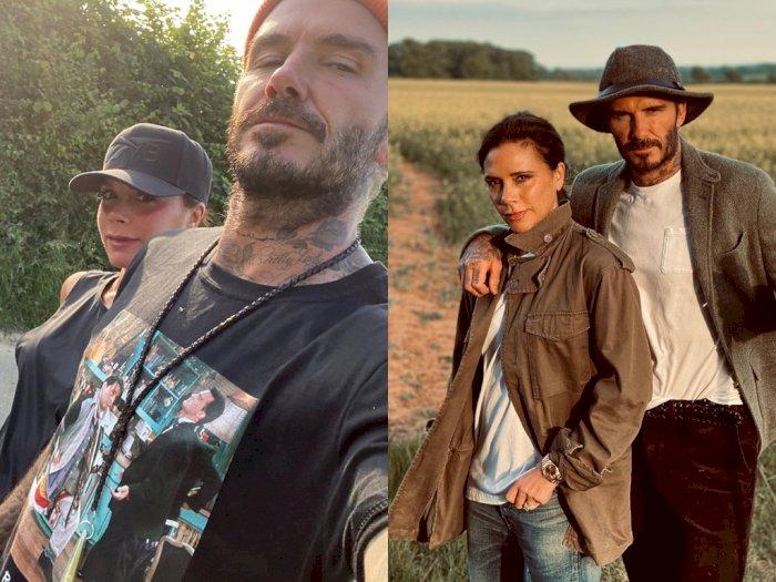4 Rahasia Pasangan David dan Victoria Beckham Mempertahankan Pernikahannya